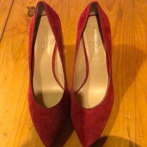 Antonio Melani Suede heels.